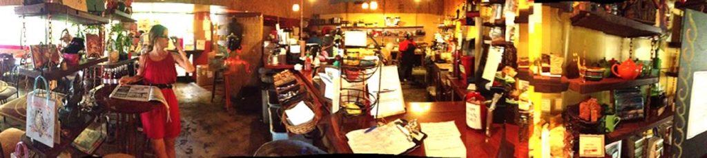 Coffee Shop, Deli and Fashion Boutique in Havensight, St. Thomas USVI