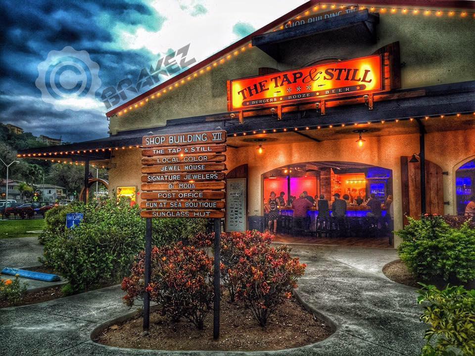 Tap and Still Bar Restaurant Havensight, St. Thomas, USVI