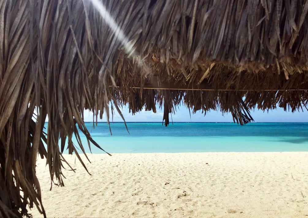 Rodger's Beach, San Nicolas, Aruba