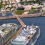 Brand New Oasis class Cruise Ship Pier in Saint Kitts