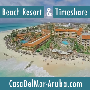 Casa Del Mar Beach Resort & Timeshare in Aruba and the coolest caribbean islands directory