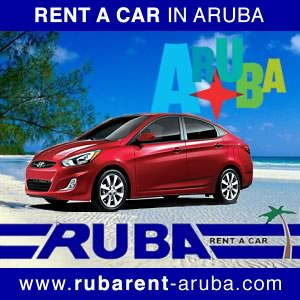 Ruba Rent A Car link. Click to go their website