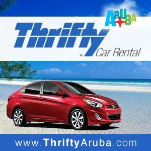 Ruba Rent A Car link. Click to go their website