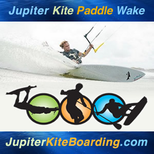 Jupiter and Juno Kitesurfing School