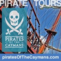 pirates of the caymans grand cayman caribbean