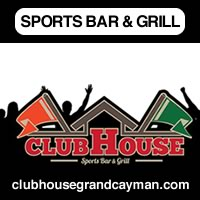 club house restaurant grand cayman caribbean