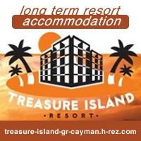 treasure island resort grand cayman caribbean