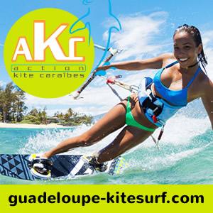 Guadeloupe Kitesurfing School