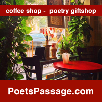 Poets Passage - Coffee Shop - Poetry Gallery - Live indie music