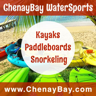Chenay Bay Watersports in St. Croix
