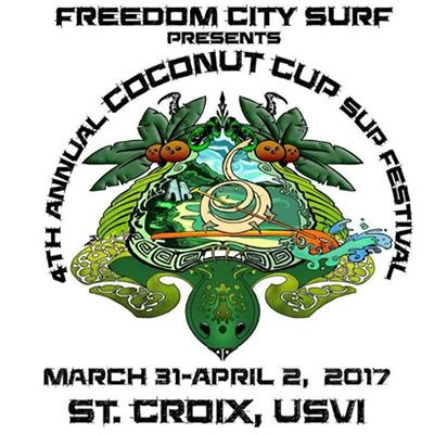 The Coconut Cup Paddle Board Festival St. Croix