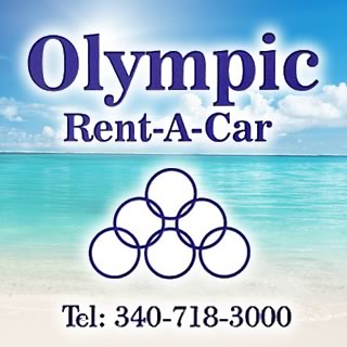 Olympic Rent A Car in St. Croix USVI Caribbean