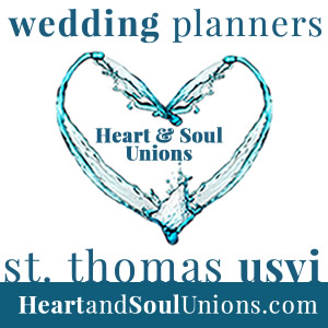 heart and soul wedding creations st. thomas usvi, weddings in St. Thomas, wedding planners in St. Thomas