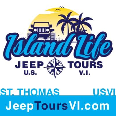 Jeep Tours St. Thomas, St. John, US Virgin Islands
