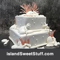 island sweet stuff wedding cakes st. thomas usvi caribbean