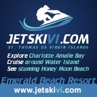 Jetski Rentals in St. Thomas USVI VIrgin Islands