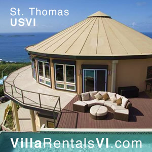5 star hurrican proof villa rentals in st. thomas us virgin islands caribbean