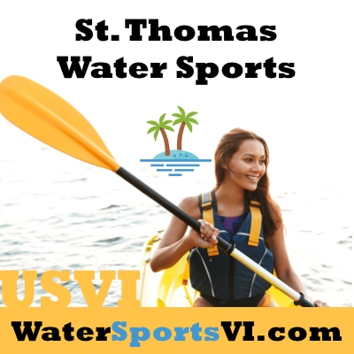 St. Thomas Water Sports - Kayak, Night Kayak, SUP Paddleboard, Sail & Snorkel Saint Thomas, USVI Virgin Islands
