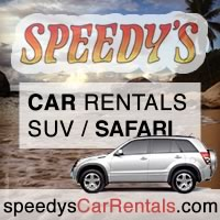 Speedy's Car Rentals in Virgin Gorda BVI