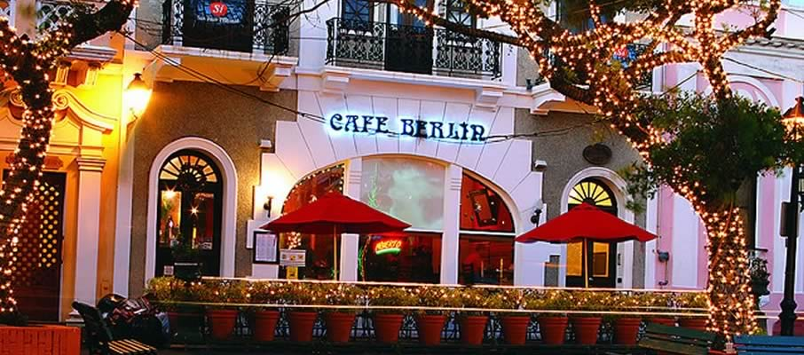 Cafe Berlin Old San Juan Puerto Rico