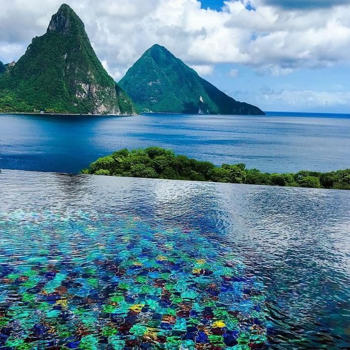 Top Resorts On St Lucia Island